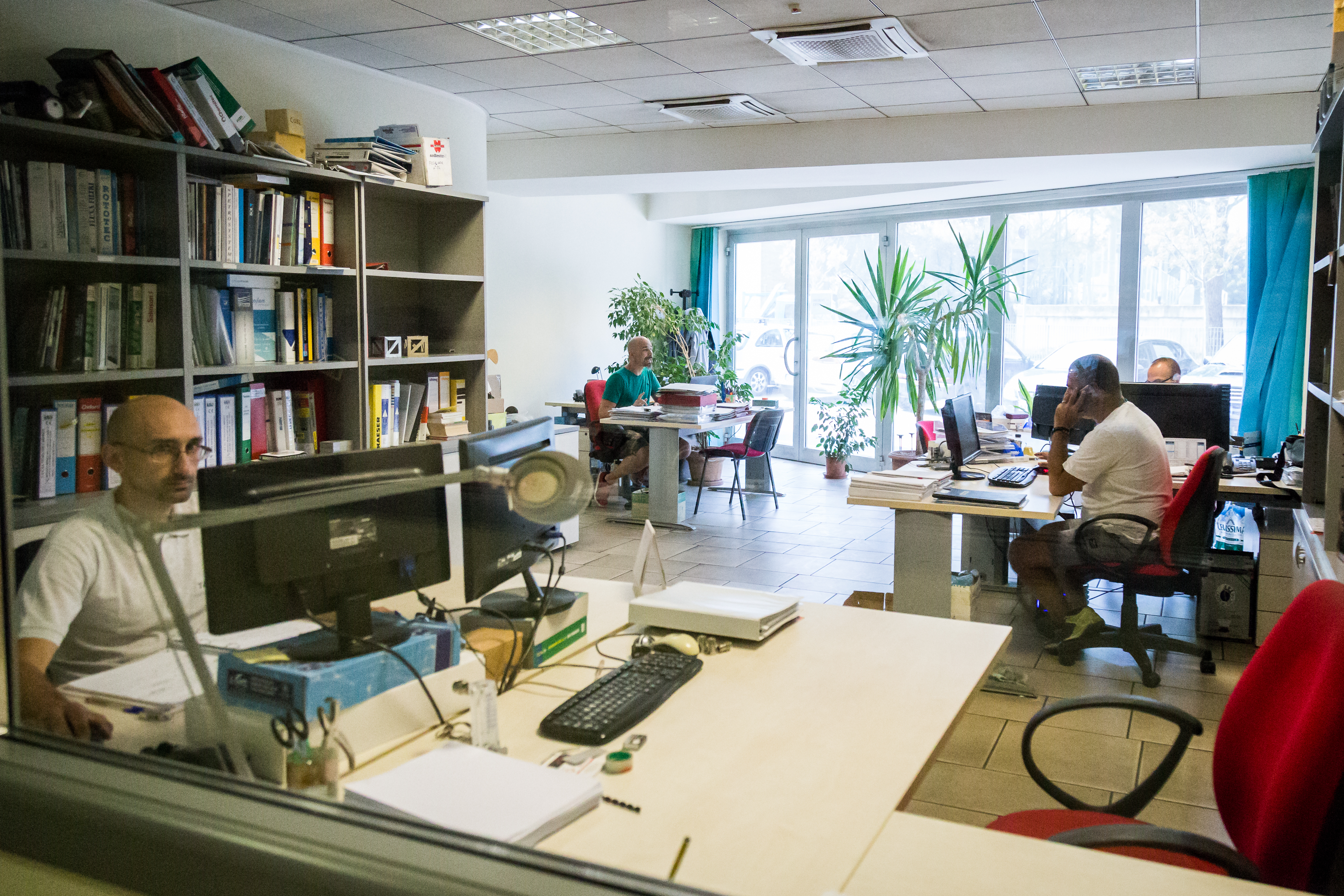 L'Ufficio tecnico di T&A